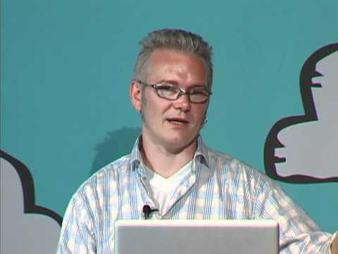 UX Week 2010 | Mark Coleran | The Reality of Fantasy