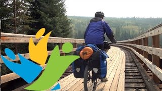 The Kettle Valley Bike Trail: From Myra-Canyon to Castlegar