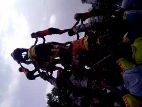 Bal Mitra Mandal Dahi Handi 6 Thar Borivali east Devipada