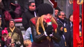 "Sabrina Carpenter - ""Middle Of Startng Over"" Macy's Thanksgiving Day Parade 2014"