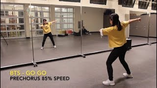 [Eclipse] BTS (방탄소년단) - Go Go (고민보다 Go) Full Dance Tutorial