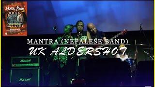 Best Nepali Band Concert In UK   Mantra Rock Band, Aldershot  