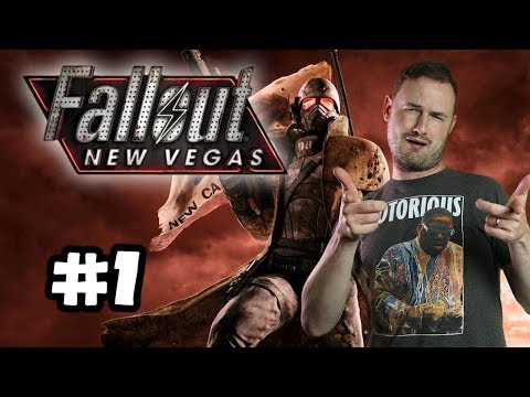 Sips Plays Fallout: New Vegas (6/6/18) - #1 - Ole Randy Savage