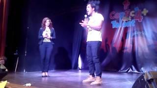 تكريم المخرج اسلام الفنان من مسابقه coptic got talent