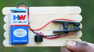 How To Make a Door Alarm | Simple Method At Home