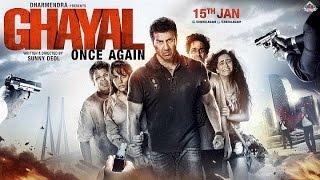 Ghayal Once Again Full HD Movie | Sunny Deol | Soha Ali | Bollywood Latest Movie 2016