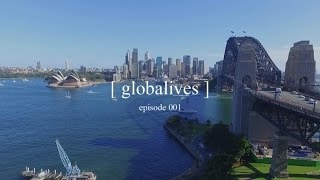 NEW SEGMENT !!!! GLOBALIVES EPISODE #1