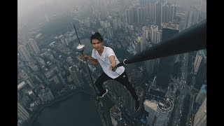 Chinese stuntman dies after falling from a 62-story skyscraper