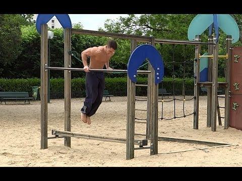 Dirty 30's - Beginner Street Workout Routine - Muscular Endurance