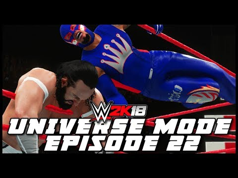 Xxx Mp4 WWE 2K18 Universe Mode THE KING IS BACK 22 3gp Sex