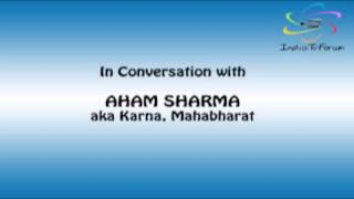 Aham Sharma Aka Karan Exclusive Interview On ITVF
