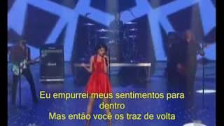 Selena Gomez - Round and Round Live America's Got Talent 2010 legendado em PT