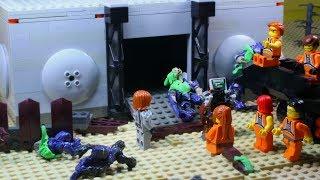 The LEGO Zombie Apocalypse Episode 8: PLANET KROZOX