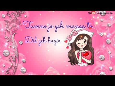 Love Safar - Female Version    Beautiful Love Song    New WhatsApp Status Video