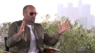 FURIOUS 7, Jason Statham on 'Who was the toughest fight?'