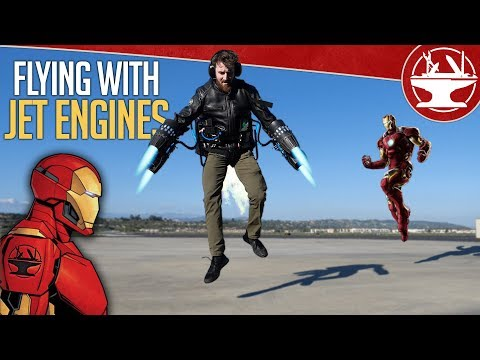 Learning to Fly Like IRON MAN
