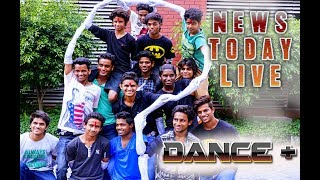 Dance + Finale Question Mark Dance Group Performance