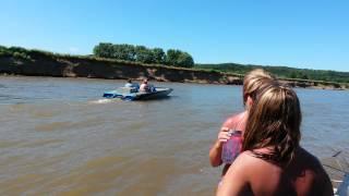 Gator Jet Boat