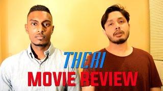 Theri Movie Review | Vijay | Stageflix