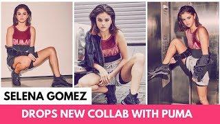 Selena Gomez Drops NEW Collab with PUMA!