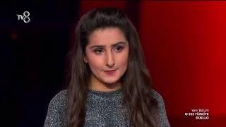 Enes Kekeç ve Selenay Dağdelen'in düellosu 'Halo' İzle   O Ses Türkiye Düello