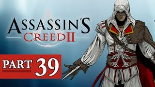 Assassin's Creed 2 Walkthrough Part 39 - Leonardo's Flying Machine (AC2 Let's Play Gameplay)