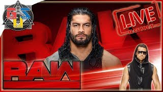 WWE RAW Live Stream September 25th 2017 Full Show Reaction Live Stream Hangout HD