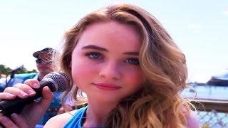 Sabrina Carpenter | Eyes Wide Open | Disney Playlist Sessions