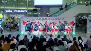 160827 [Wide] AngelPluz cover AOA - Get Out + Good Luck @ Esplanade Cover Dance#3 (Audition)