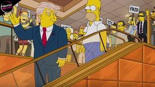 Gak Cuman Prediksi Donald Trump!! 10 Ramalan Kartun The Simpsons ini Juga Menjadi Kenyataan