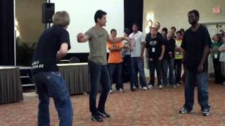 Stunt and Fight Choreography -- Beginner