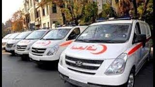 شاهد احدث سيارات اسعاف فى مصر