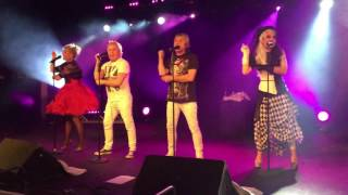 Formerly Of Bucks Fizz - Making Your Mind Up 2017