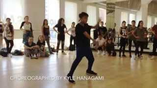 13 Year Old Kenneth San Jose - 2015 Dance Classes