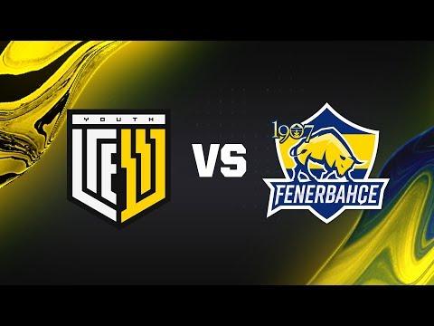 YouthCREW ( YC ) vs 1907 Fenerbahçe Espor ( FB )   2018 Kış Mevsimi 5. Hafta