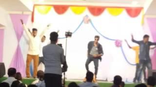 gabbar singh  dance by zammu mohd