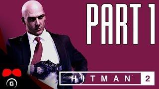 HITMAN 2 | #1 | Agraelus | CZ Let's Play / Gameplay [1080p60] [PC]