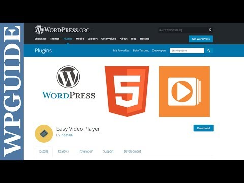 Xxx Mp4 How To Embed A Video With Easy Video Player WordPress Plugin 3gp Sex