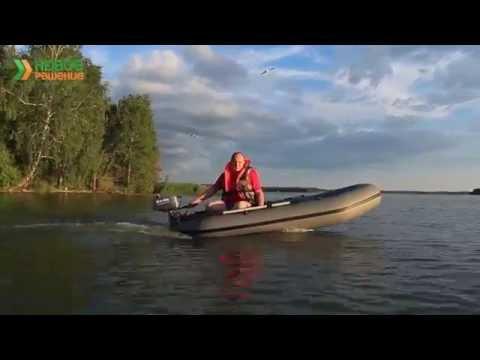 лодочный мотор на лодку пеликан