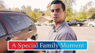 A Special Family Moment | David Lopez
