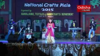 Ananya Sritam Nanda,Toshali Mela 2015   Majhi re