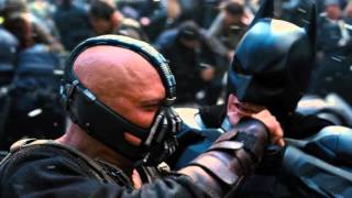 Batman vs Bane Part 2 of 2 Fight Scene