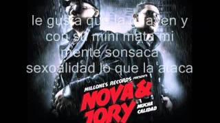 Nova Y Jory - Bien Loco (Instrumental)
