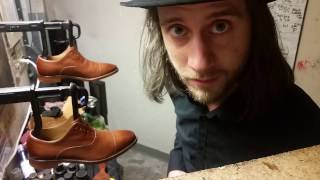 Shoe shine boy, ASMR