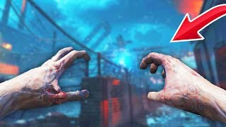 PLAYING AS A ZOMBIE IN BO3 ZOMBIES: NEW