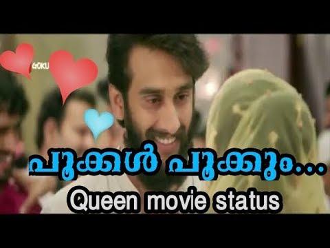 Malayalam status queen movie