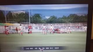 Best tries rugby 08