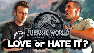 JURASSIC FAIL? - Movie Podcast