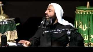 الشيعي حسين الفهيد:لا تخلوا ذره من الكون من وجود الائمه