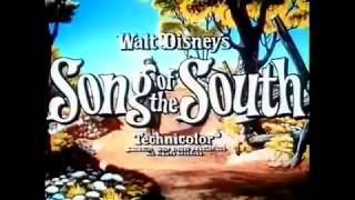 Song of the South 1946 Trailer [digitally remastered]